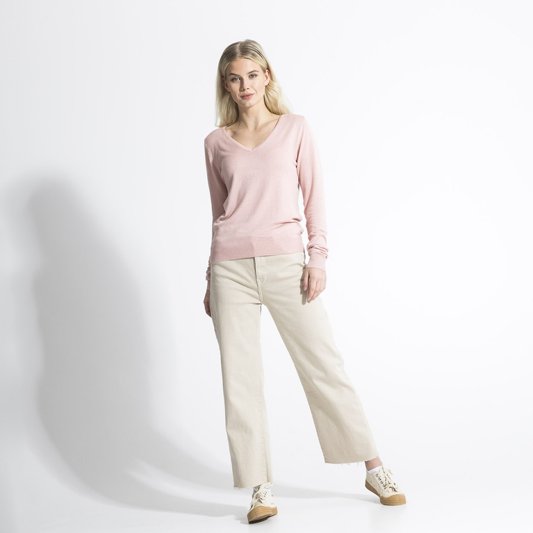 V-Soft/ W Sweater Sweater
